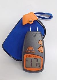 ファイヤーサイドデジタル含水率計